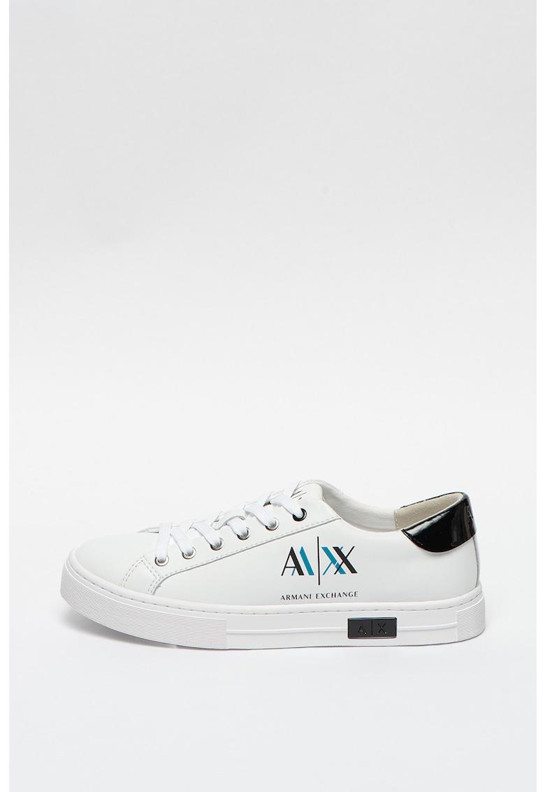 Pantofi sport de piele imagine promotie