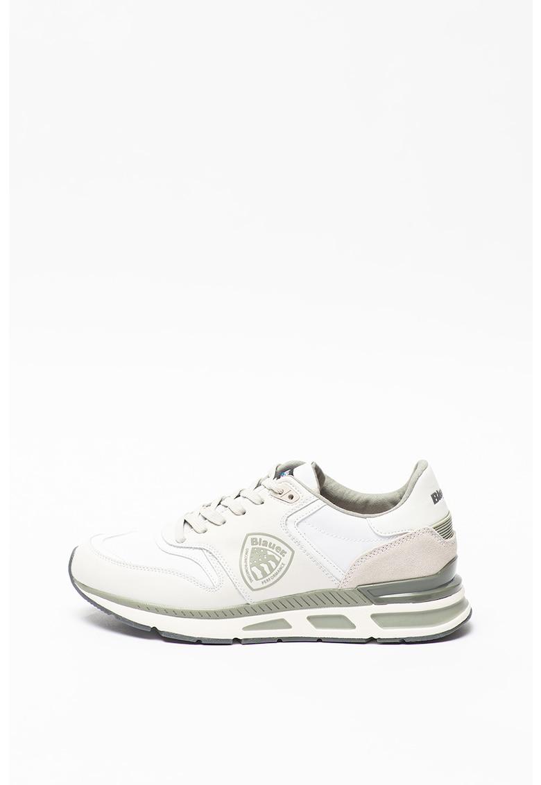 Pantofi sport de piele Hilo imagine