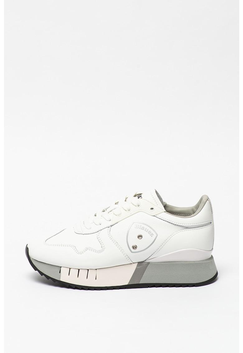 Pantofi sport cu garnituri din piele Myrtle imagine