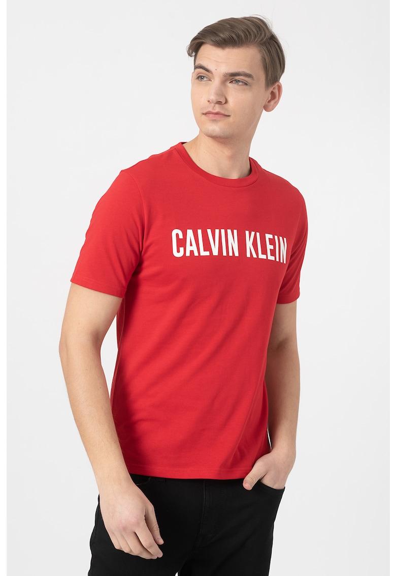 Tricou cu imprimeu logo imagine