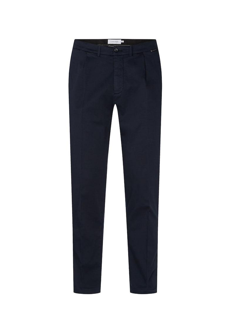 Pantaloni chino slim fit imagine promotie