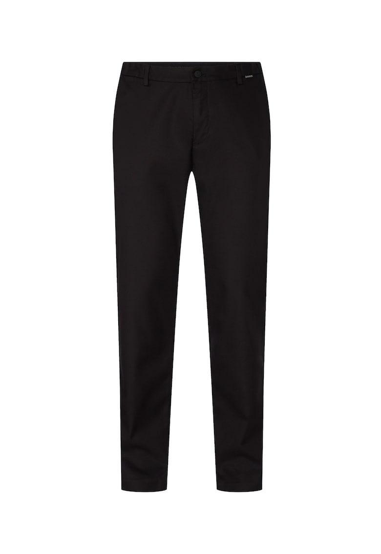 Pantaloni regular fit imagine promotie
