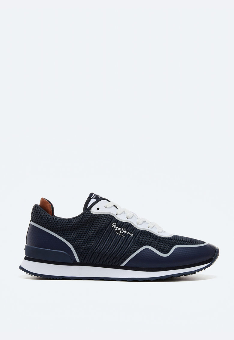 Pantofi sport din plasa tricotata si material sintetic imagine fashiondays.ro 2021