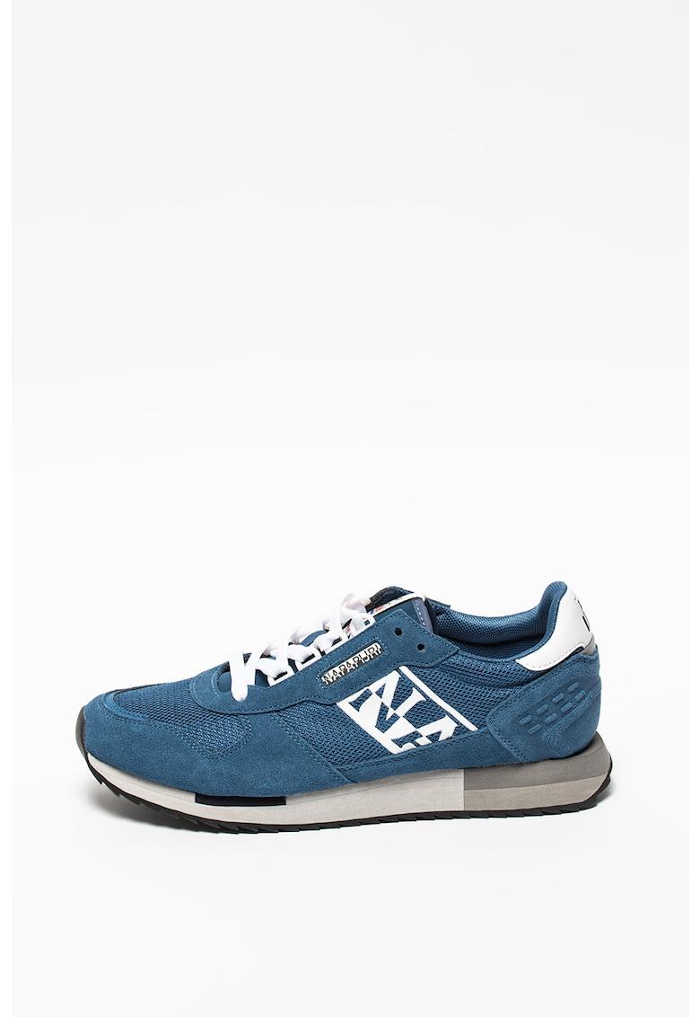 Pantofi sport cu insertii din material textil Virtus imagine