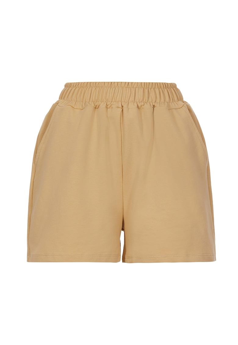 Pantaloni scurti sport de bumbac organic imagine