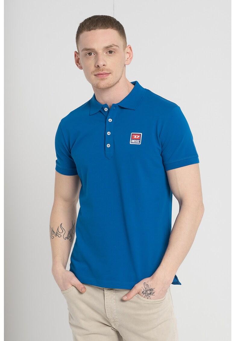 Tricou polo cu logo Kal Diesel fashiondays.ro