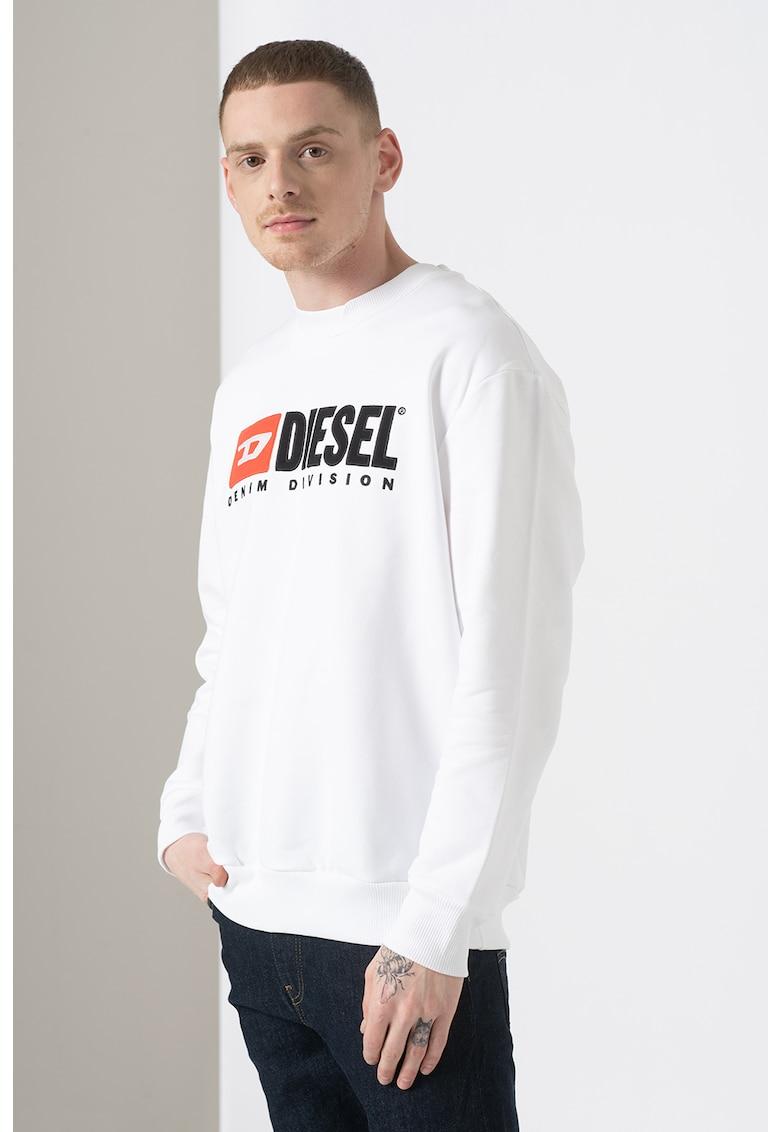 Bluza sport cu decolteu la baza gatului Division imagine