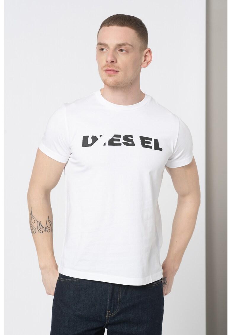 Tricou cu logo Diego imagine fashiondays.ro