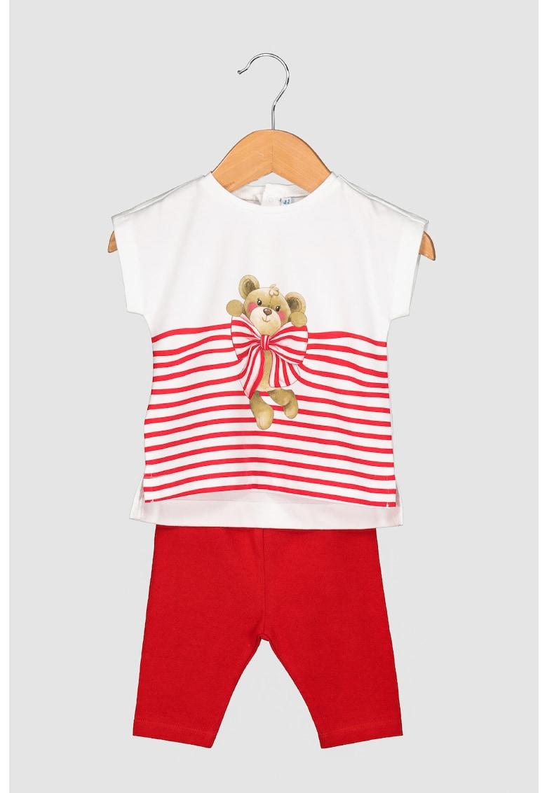 Set de tricou si colanti poza fashiondays