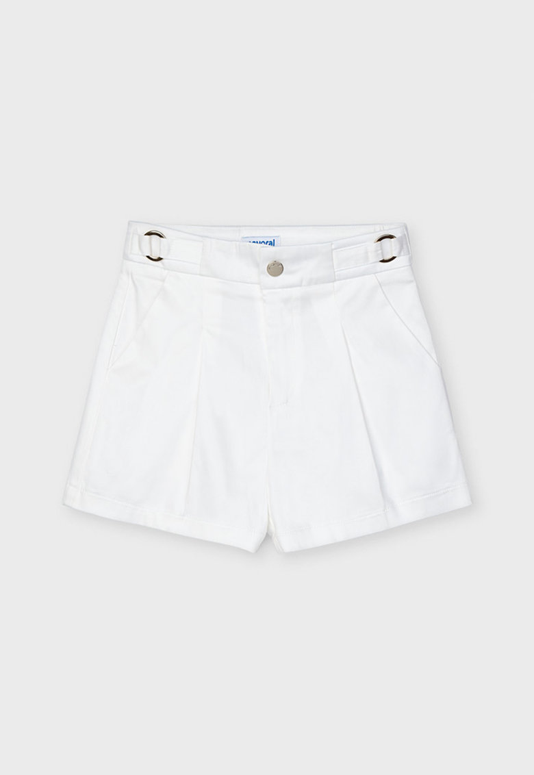 Pantaloni scurti cu buzunare oblice imagine fashiondays.ro