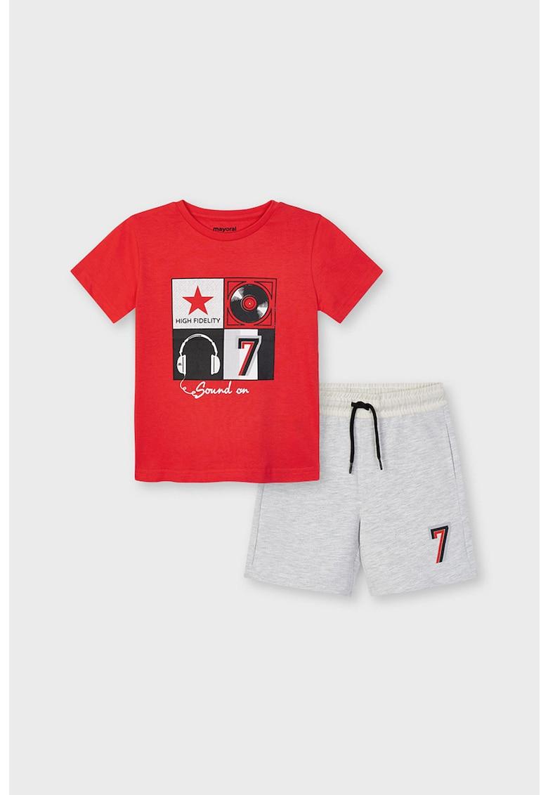 Set de tricou si pantaloni scurti fashiondays.ro