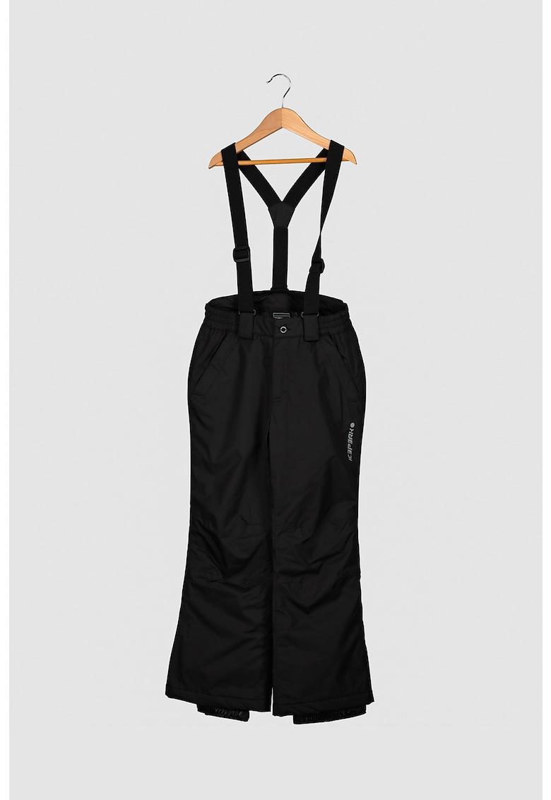 Pantaloni cu bretele ajustabile pentru ski Lafe Jr Icepeak fashiondays.ro