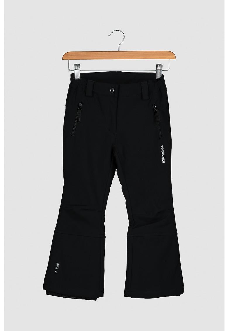 Icepeak Pantaloni cu tehnologie Softshell pentru ski Lenexa Jr