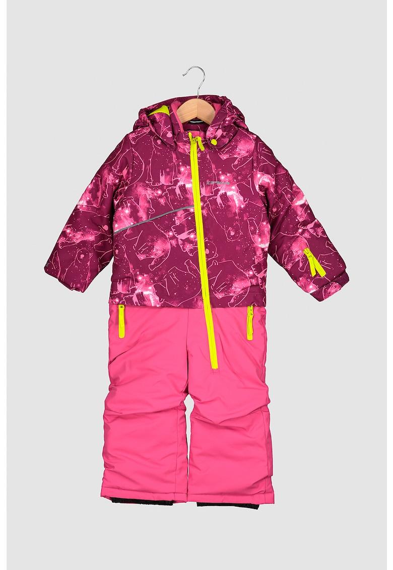 Salopeta impermeabila pentru sporturile de iarna Jizan Icepeak fashiondays.ro