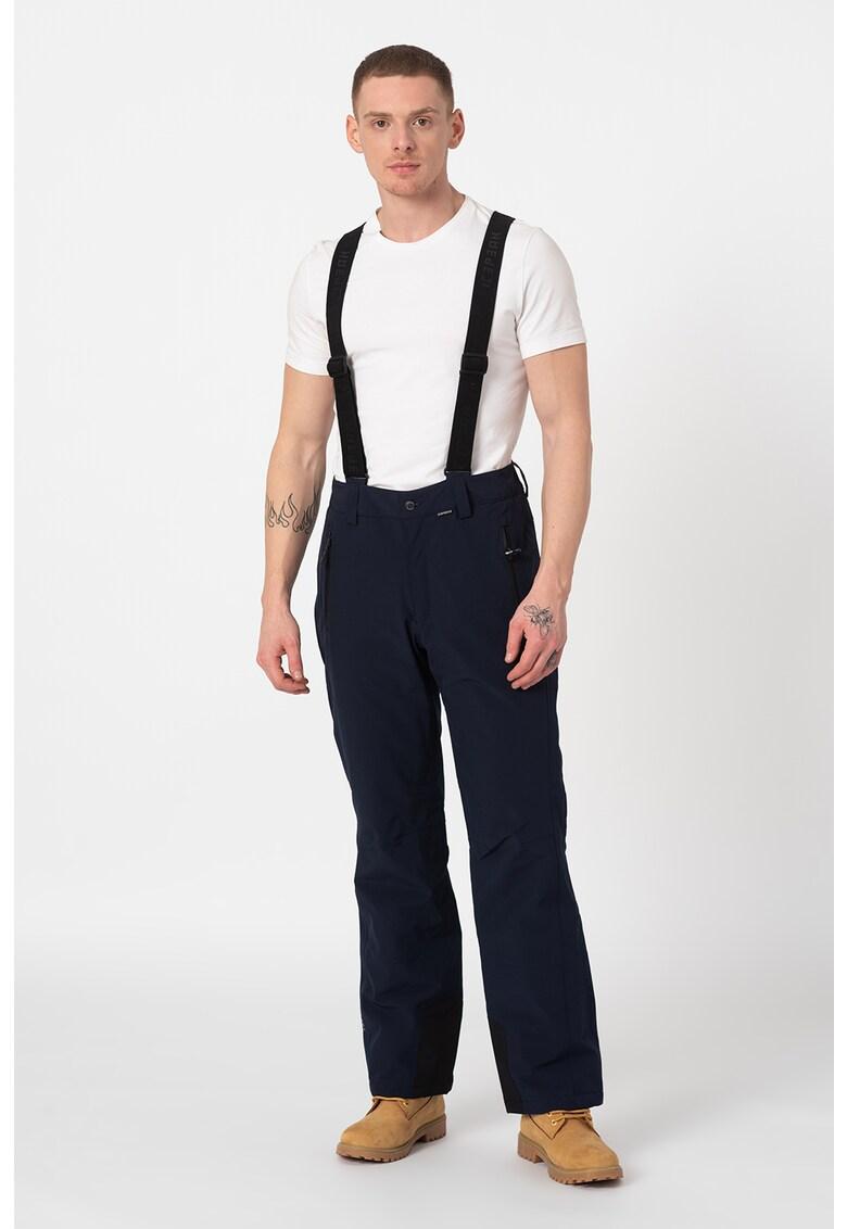 Pantaloni cu bretele - pentru schi Freiberg