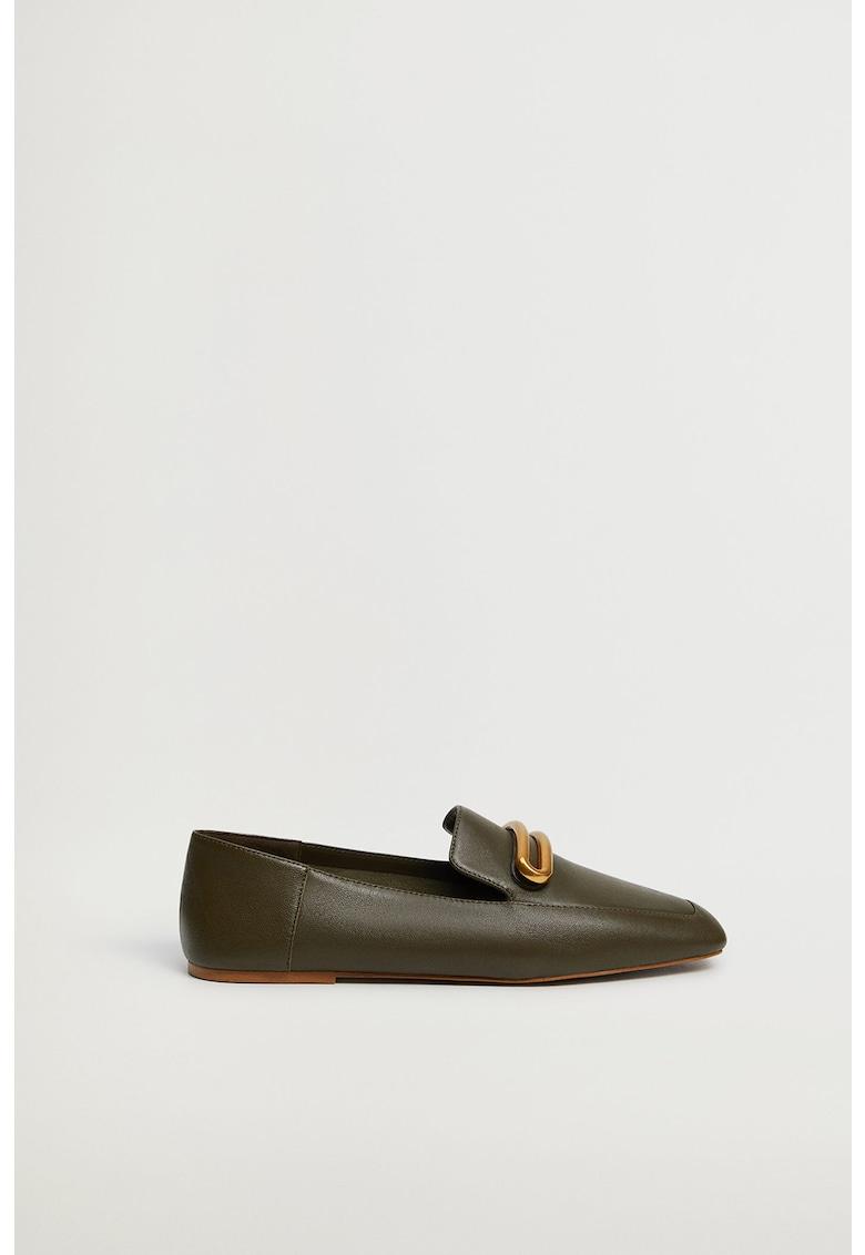 Pantofi loafer de piele Lica