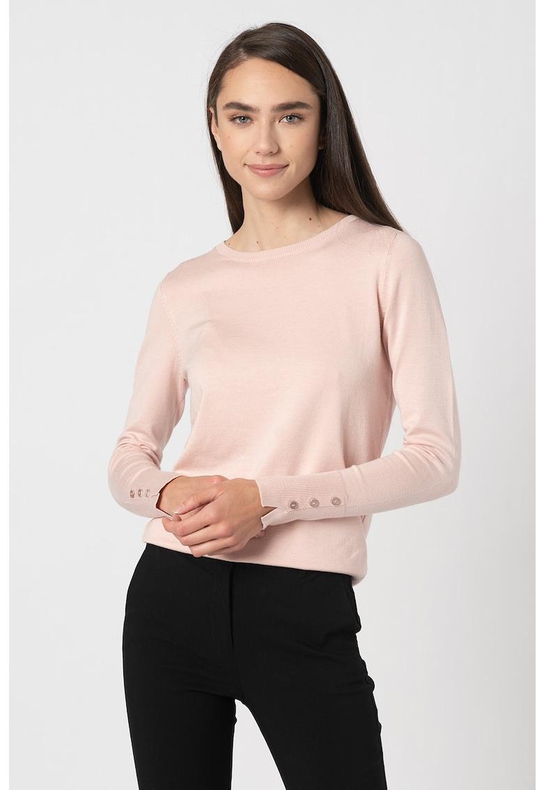 Pulover tricotat fin poza fashiondays