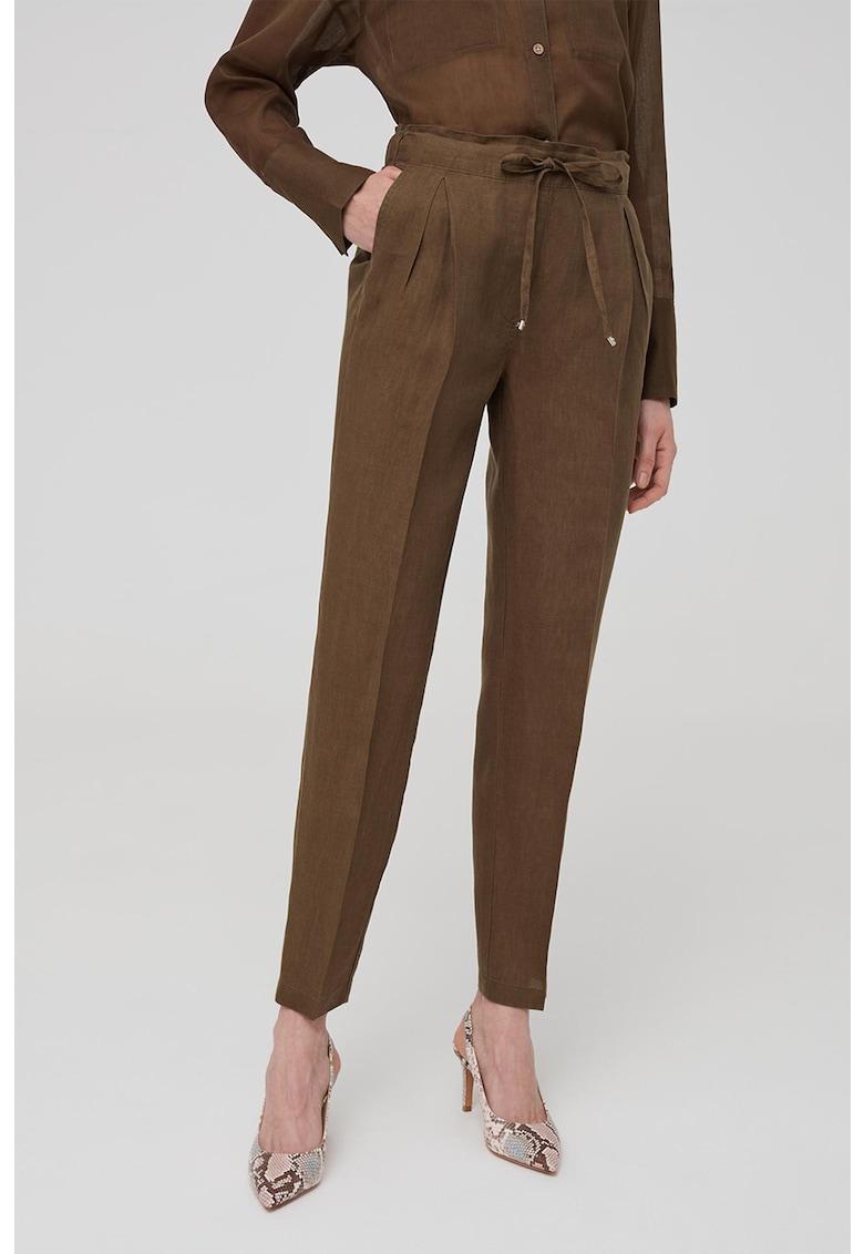 Pantaloni conici de in imagine fashiondays.ro