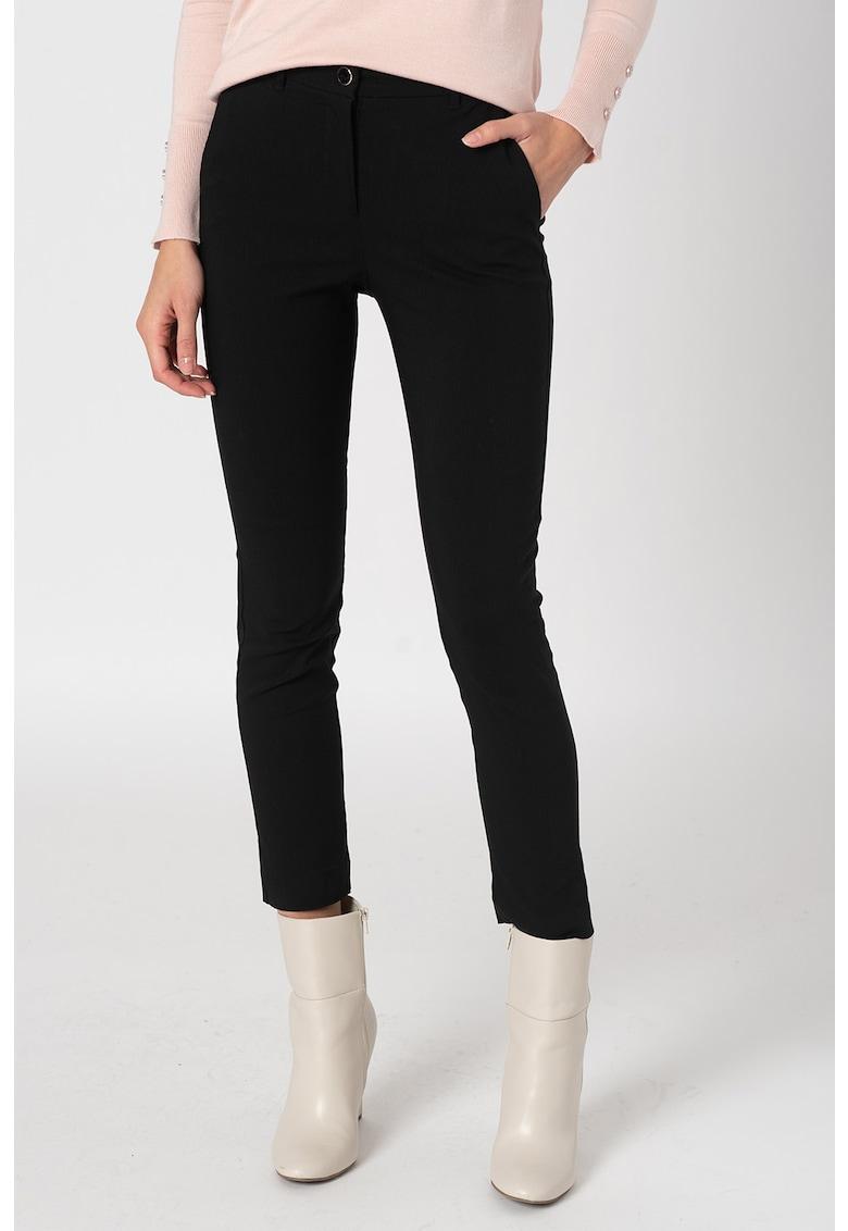Pantaloni skinny chino crop de la OVS