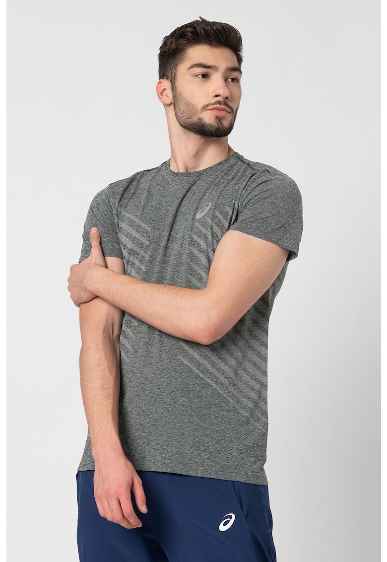 Tricou fara cusaturi pentru fitness imagine fashiondays.ro