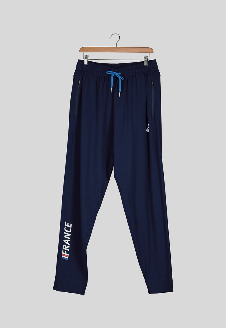 Pantaloni cu snur in talie - pentru fitness de la Asics