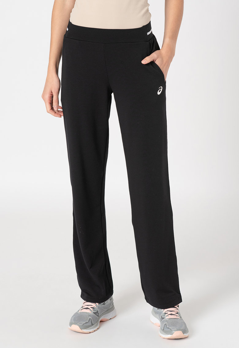 Pantaloni drepti pentru tenis Club Knit