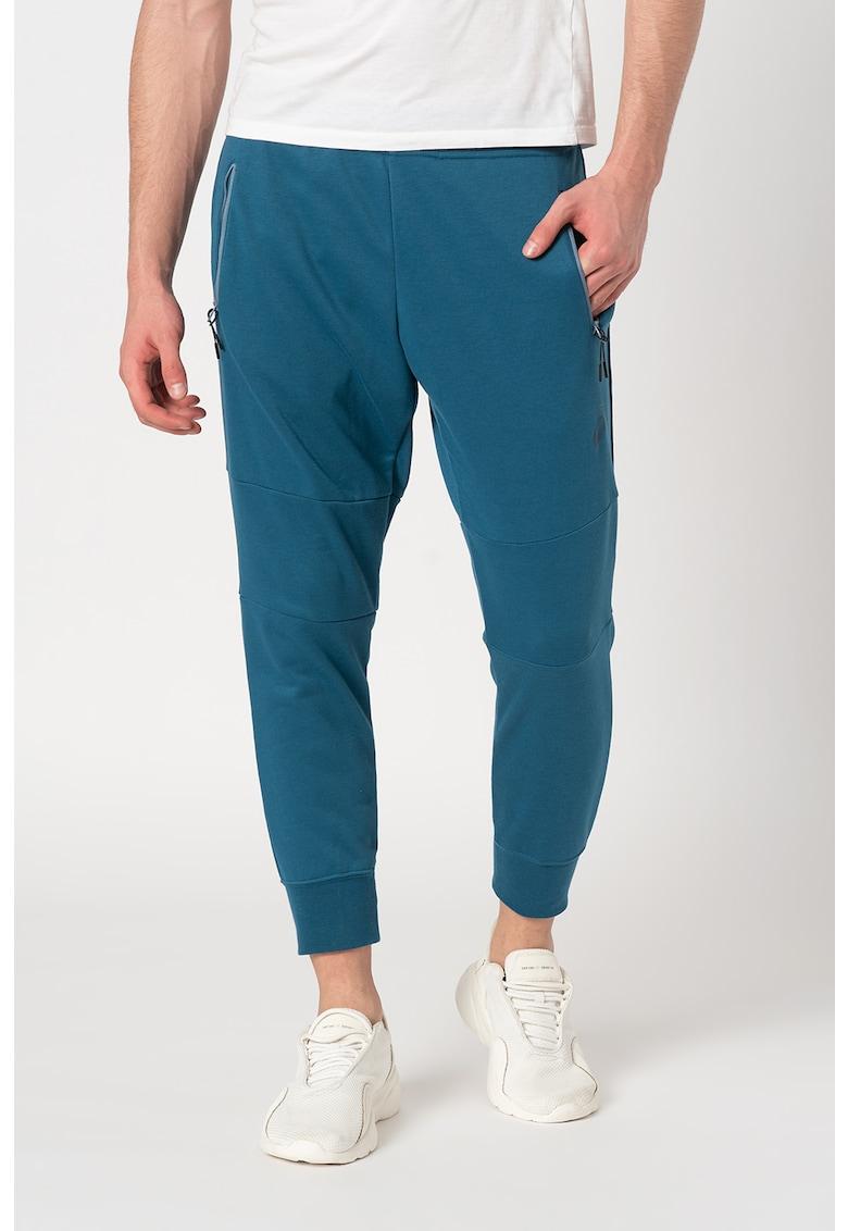 Pantaloni conici pentru fitness Terry