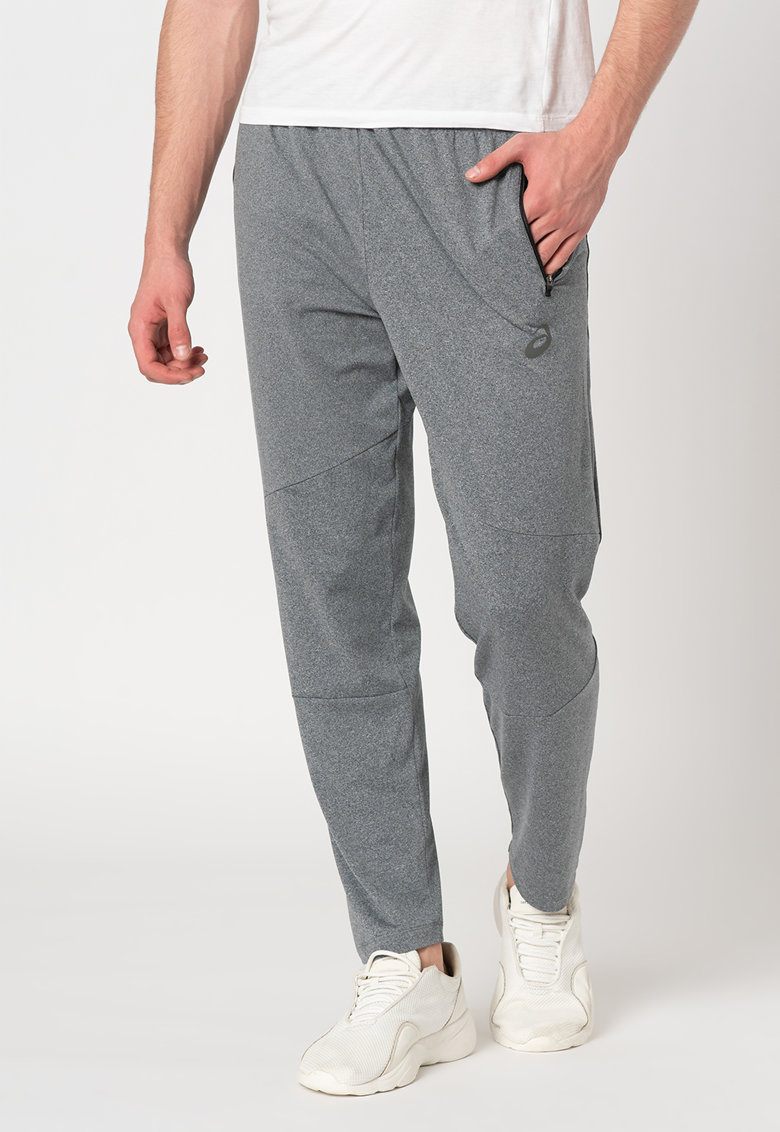 Pantaloni sport cu buzunare laterale - pentru alergare Thermopolis Asics fashiondays.ro