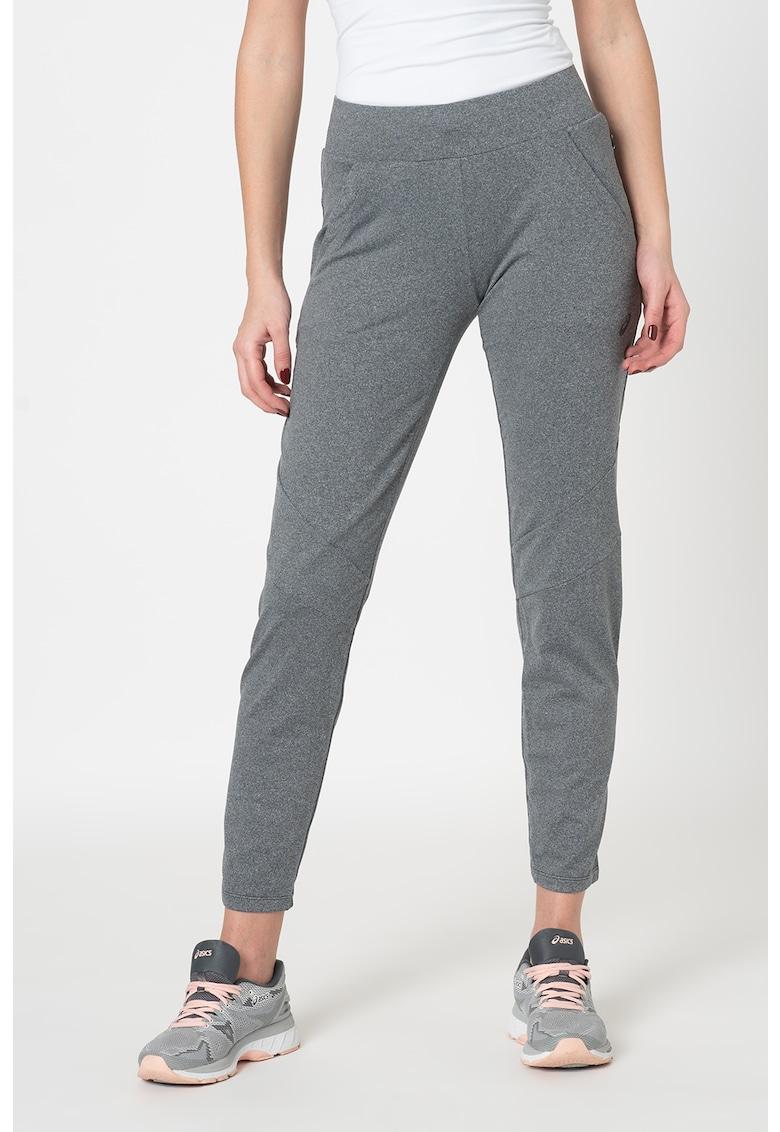 Pantaloni sport cu buzunare laterale - pentru alergare Thermopolis imagine promotie