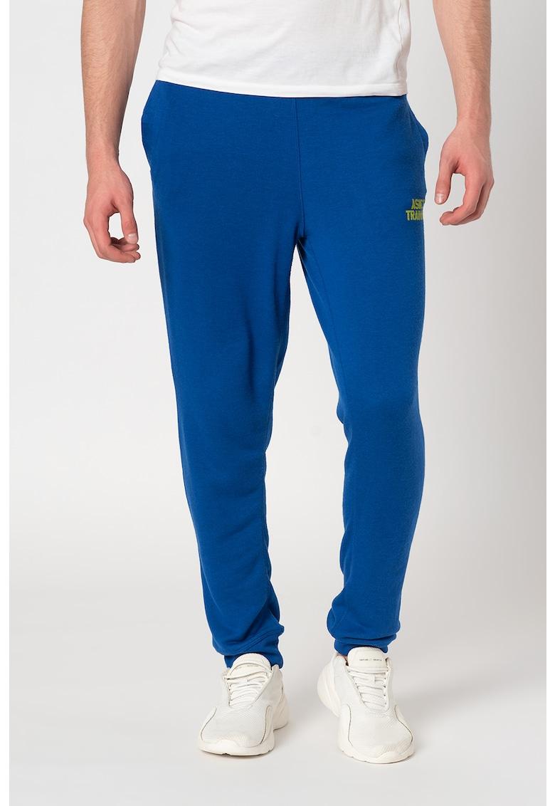 Pantaloni sport cu snururi interioare - pentru fitness Tech imagine