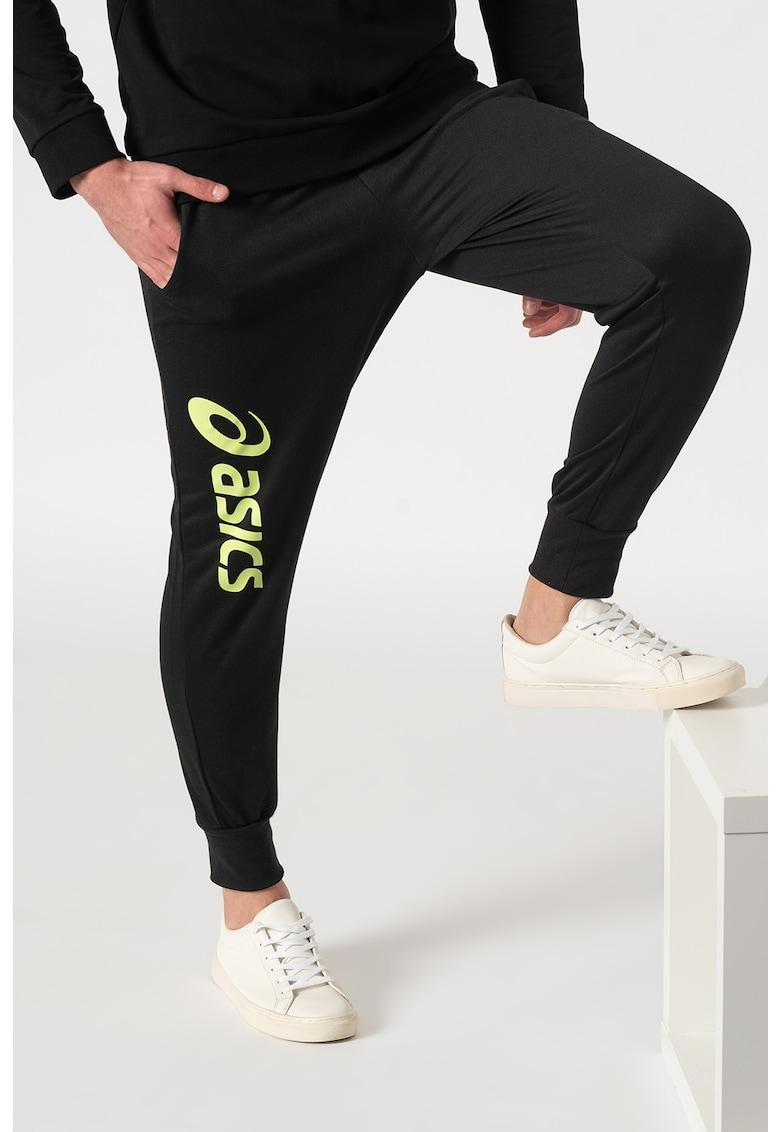 Pantaloni sport cu logo - pentru antrenament imagine