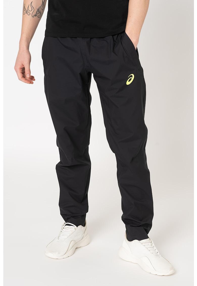 Pantaloni cu talie ajustabila pentru drumetii Track&Field Asics fashiondays.ro