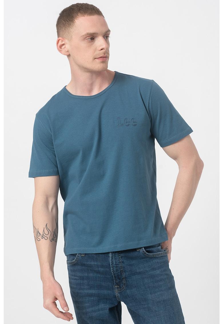 Tricou regular fit Embro imagine fashiondays.ro 2021