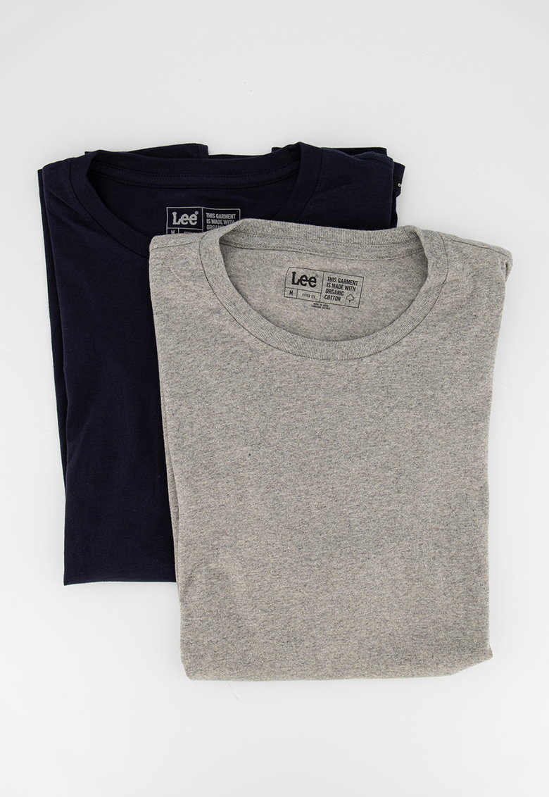 Set de tricouri de casa din bumbac organic imagine fashiondays.ro 2021