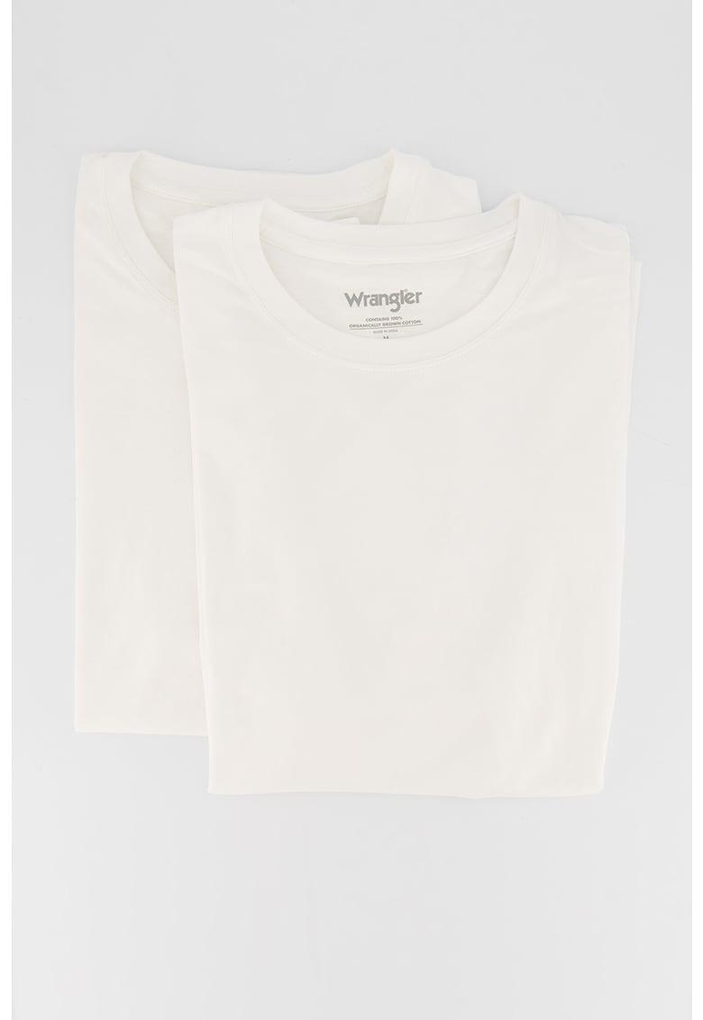 Set de tricouri de bumbac organic - 2 piese imagine fashiondays.ro 2021
