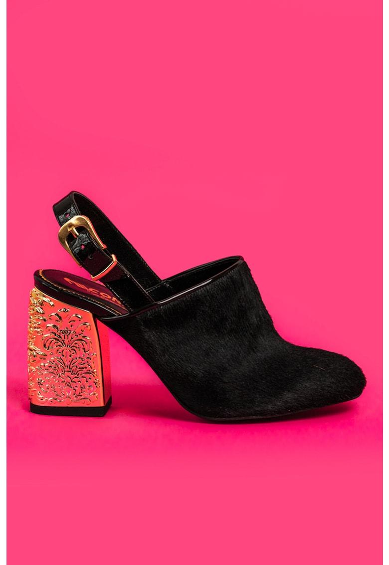 Sandale de piele Juliette