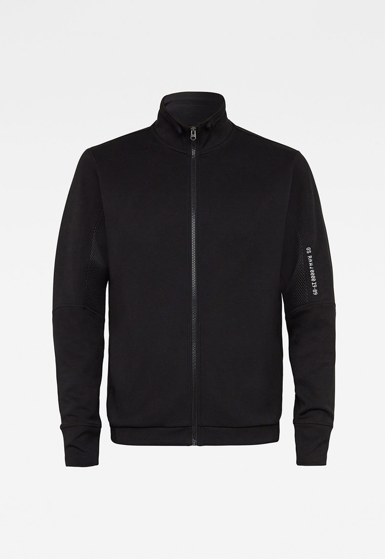 Jacheta cu insertii din plasa