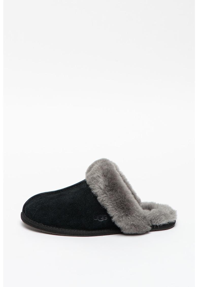 Papuci de piele intoarsa Scuffette II