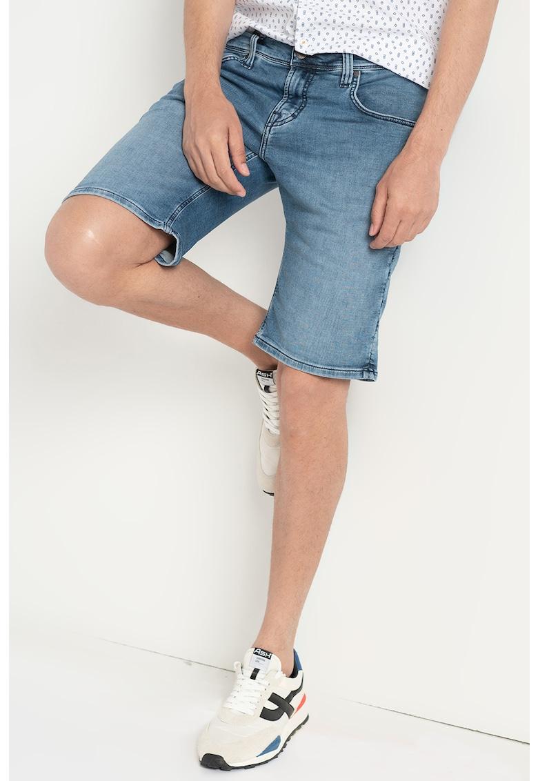 Pantaloni scurti din denim regular fit Chicago