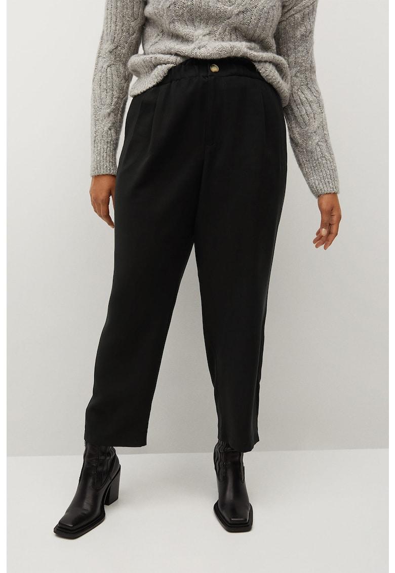 Pantaloni crop drepti Kenia