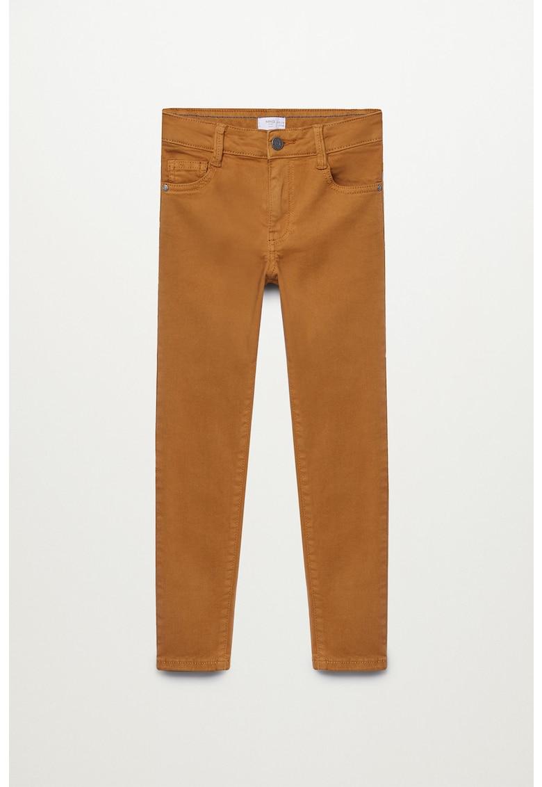 Pantaloni slim fit Peru imagine