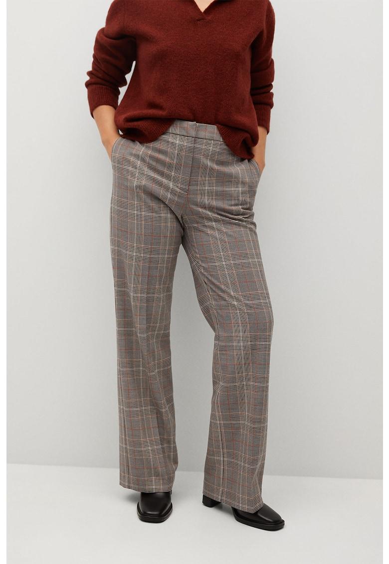 Pantaloni cu croiala ampla Xipy imagine promotie