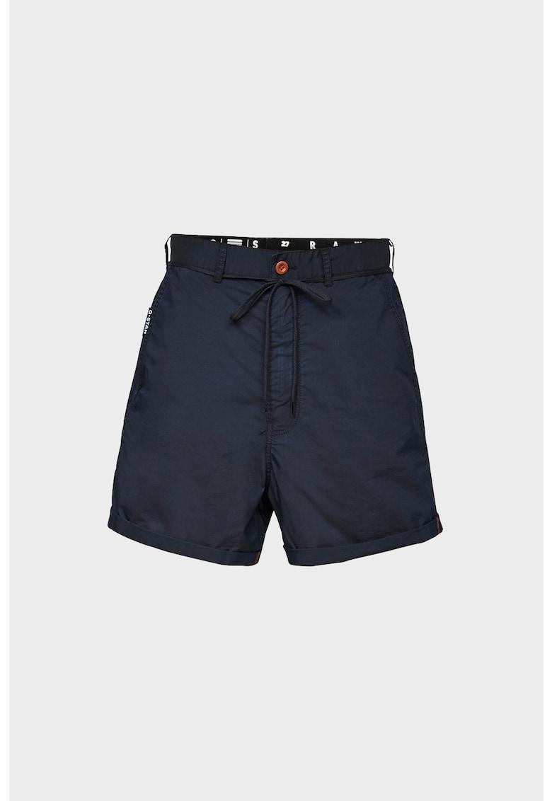 Pantaloni scurti cu snururi Lintell