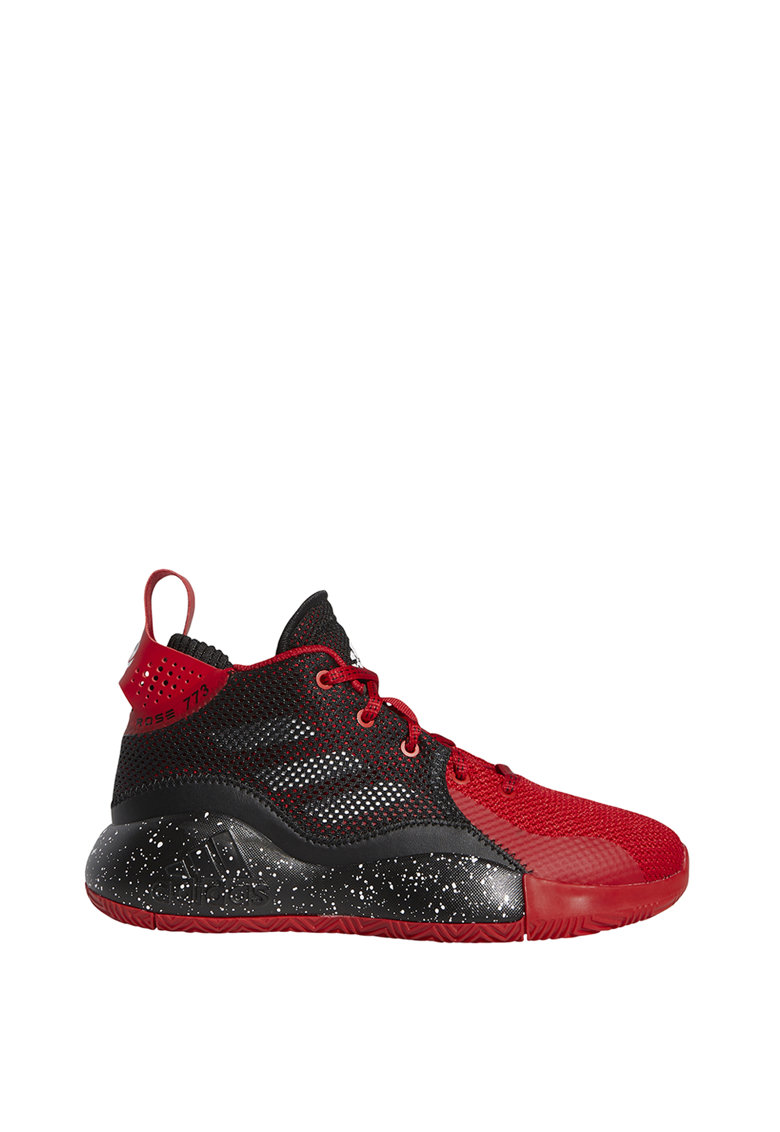 Pantofi high-top cu insertii de plasa D Rose imagine fashiondays.ro 2021
