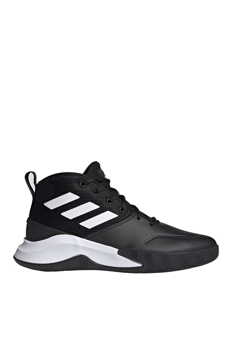 Pantofi mid-high pentru baschet Own The Game de la adidas Performance