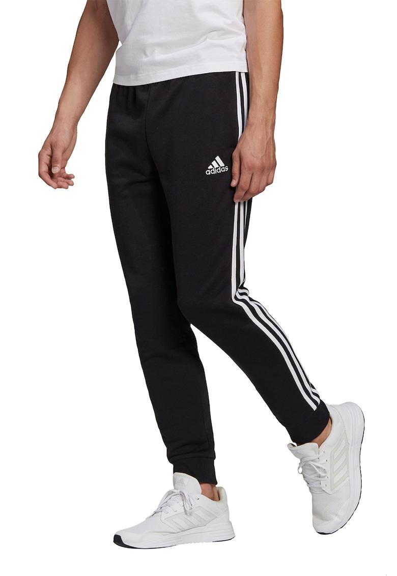 Pantaloni cu logo pentru antrenament imagine fashiondays.ro 2021