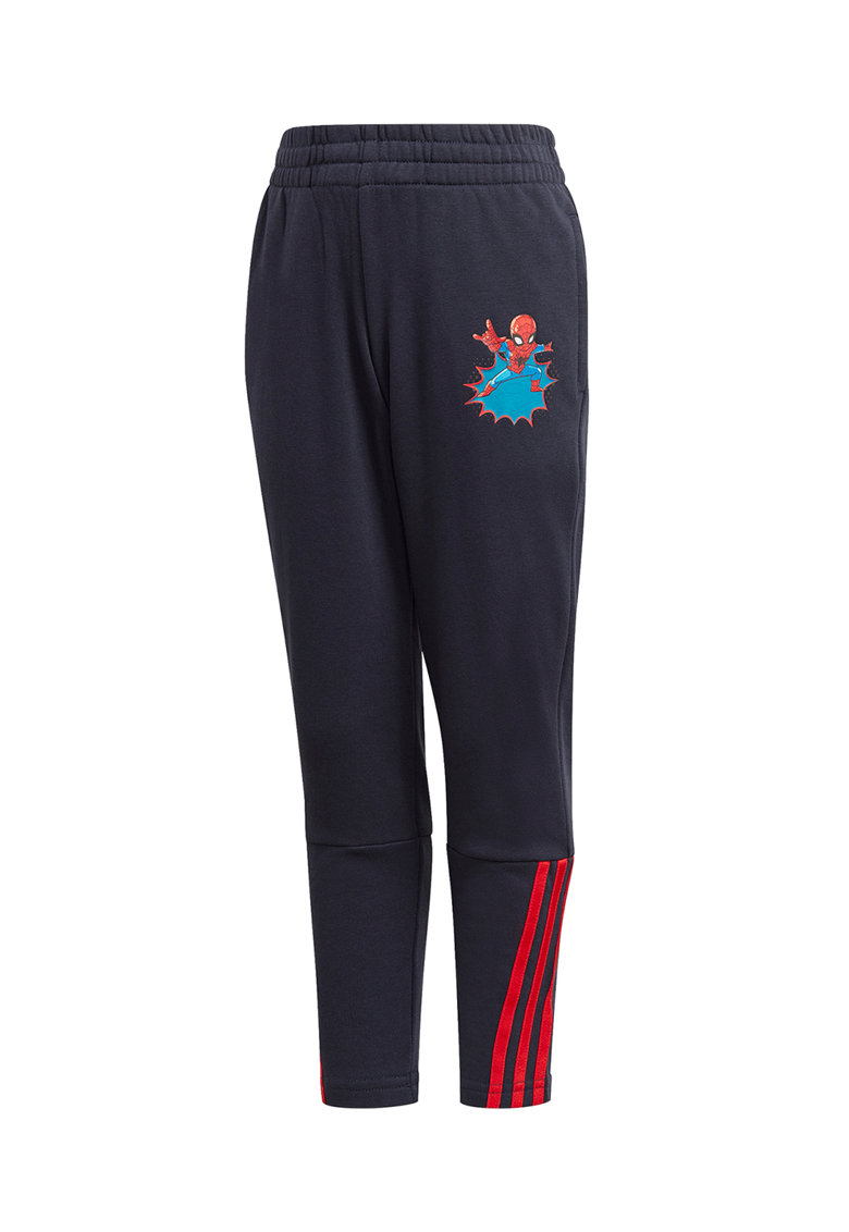 Pantaloni sport cu talie elastica adidas Performance fashiondays.ro