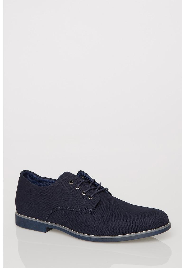 Pantofi Derby casual imagine