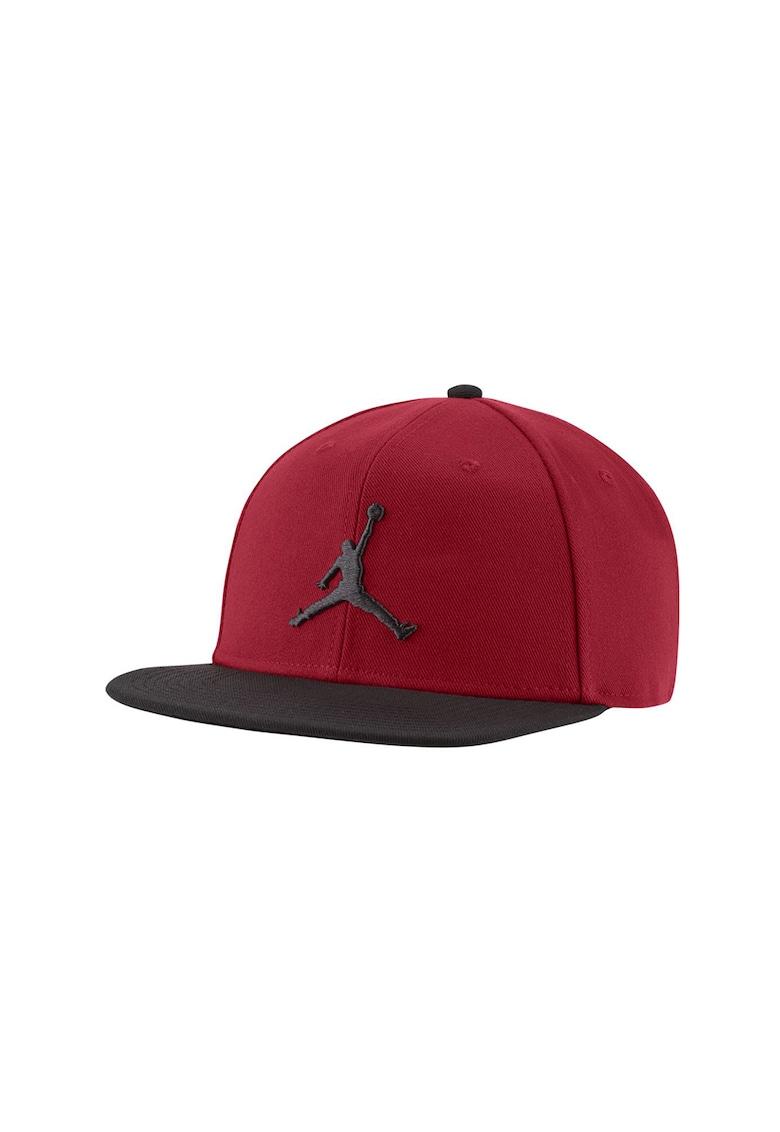 Sapca unisex cu broderie logo Jordan Pro Jumpman imagine fashiondays.ro 2021