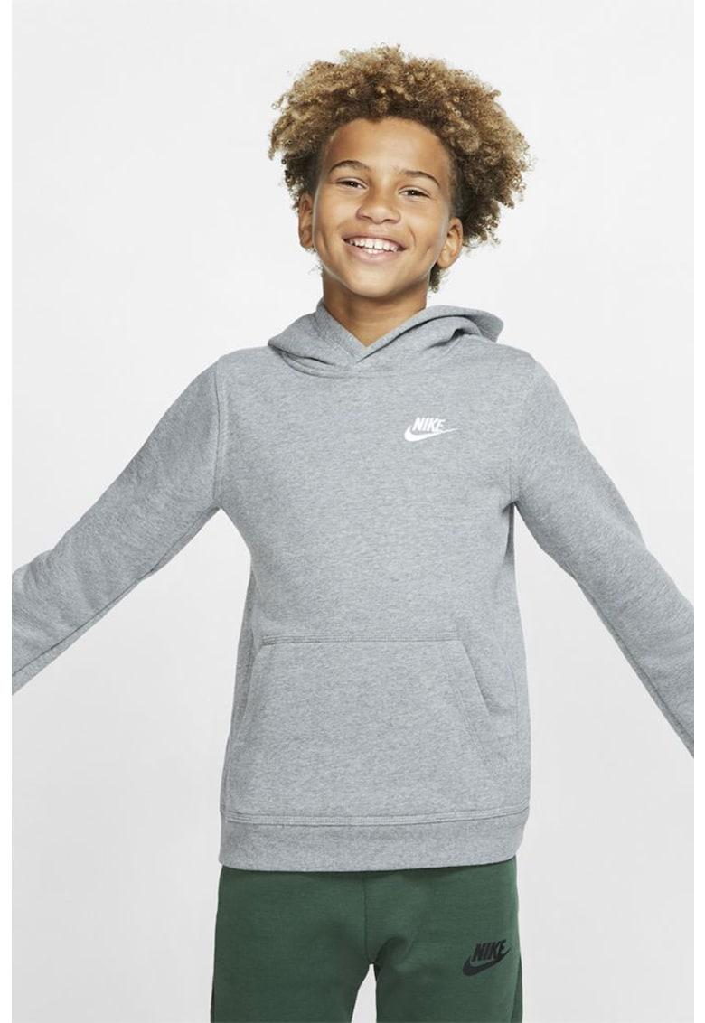Hanorac cu buzunar kangaroo Club de la Nike